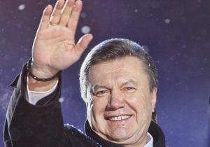 Янукович подписал закон о стимулировании инвестиций и кредитования