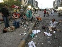 В столице Индии прогремела серия взрывов