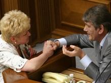 Ющенко ввел Богатыреву в СНБО