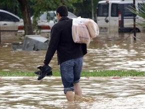 Жертвами наводнения на северо-западе Турции стали восемь человек