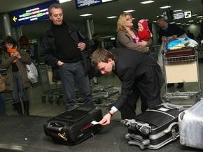 Борисполь пока не принял меры для проверки пассажиров из США и Мексики