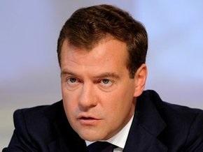 Медведев не сомневается в том, что Россия вступит в ВТО