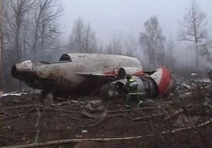 Экипаж польского Ту-154 не знал, какая погода ждет его в Смоленске