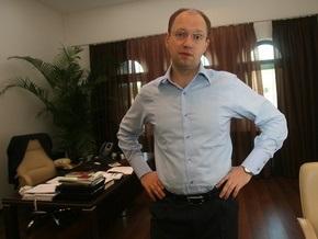 Яценюк решил подать в суд на ЦИК