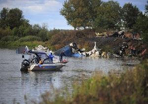 На месте крушения Як-42 обнаружено тело еще одного погибшего
