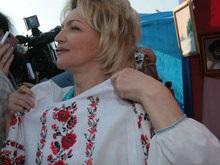 Сторонники ПР требуют от Януковича оценить поступок Богатыревой