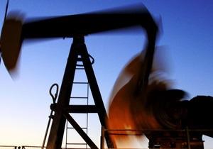 Цены на нефть в Европе упали ниже $112 за баррель