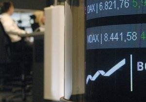 Украинский фондовый рынок сегодня торговался в зеленой зоне