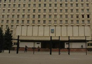 В ЦИК для регистрации кандидатами в депутаты по мажоритарным округам обратились 3 432 украинца