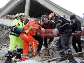 Землетрясение в Италии: погибли 27 человек. Берлускони объявил режим ЧП