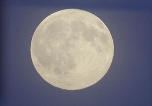 Ученые: Луна возникла из-за космического столкновения