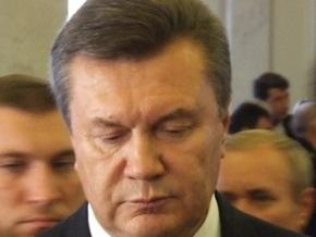 СМИ: Янукович не поедет на похороны тещи