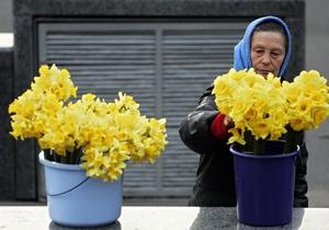 День Европы в Киеве проведут 15 мая