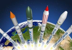 В 2009 году Украина заняла четвертое место в мире по количеству пусков ракет
