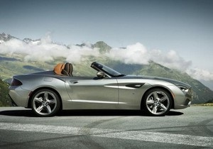 BMW представил новую версию своего родстера