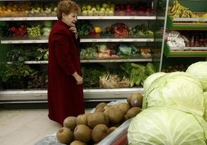 В Минэкономики не видят причин для резкого роста цен на продукты питания