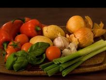 В овощах заканчиваются витамины
