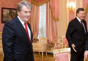 Тягнибок не исключает, что Янукович повторит судьбу Ющенко