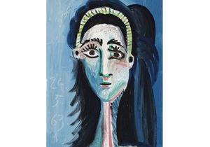 Россиянин купил портрет жены Пикассо за $13 млн