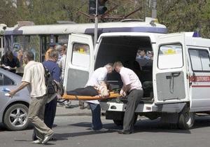 Следствие по делу о взрывах в Днепропетровске обещают закончить на следующей неделе