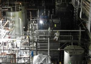 Компания-оператор АЭС Фукусима остановила процесс очистки воды близ станции