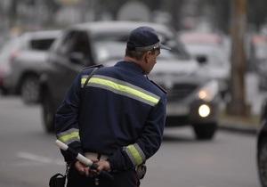 В МВД заявили, что арестованный активист Дорожного контроля  обижал  гаишников