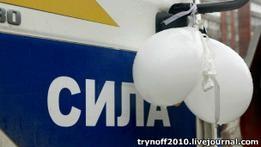 В Калининграде снимают номера с бетономешалок оппозиции