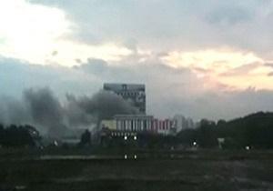 Спасатели назвали возможные причины пожара в Останкино