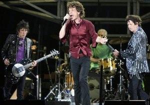 The Rolling Stones опровергли информацию об уходе на пенсию