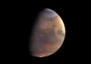 Океан на Марсе мог быть полностью покрыт льдом – ученые
