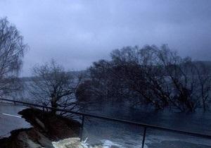 Швеции и Дании угрожает  кровавый дождь