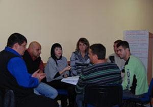 Курсы выходного дня в Запорожском филиале ГК «Golden Staff»