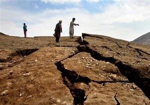 От засухи страдают около шести миллионов китайцев