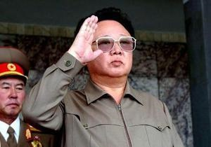 Скончался Ким Чен Ир