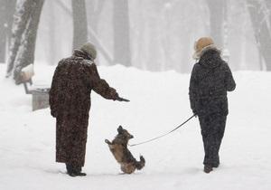 Прогноз погоды: на смену оттепели придут морозы