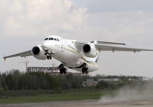 На авиасалоне Ле Бурже представят новый украинский самолет Ан-158