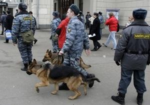 В Москве усилили меры безопасности из-за взрыва около академии ФСБ