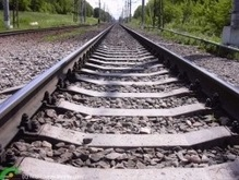 В Одесской области сошел с рельсов и перевернулся российский поезд