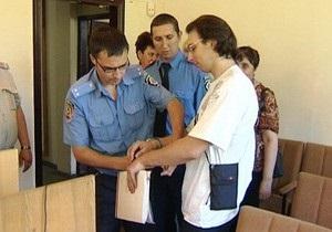 В Харькове появились узники совести