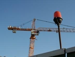 В Кракове рухнул башенный кран: три человека погибли