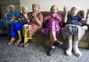 Опрос: 88% украинцев против повышения пенсионного возраста