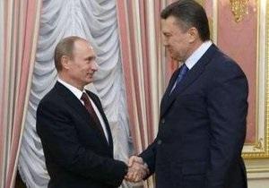 The Wall Street Journal: Киев холодно отнесся к предложению Путина о слиянии газовых компаний