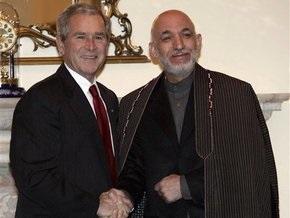 Буш: США заинтересованы в процветающем Афганистане