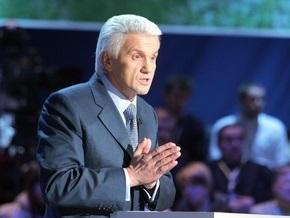 Литвин желает украинцам надежды на лучшее будущее