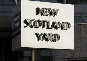 Скотланд-Ярд арестовал пятерых журналистов The Sun по подозрению в подкупе полиции