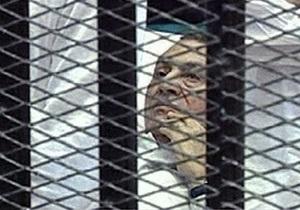 Мубарака могут освободить по состоянию здоровья