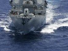 Эсминец США подошел к захваченой Фаине