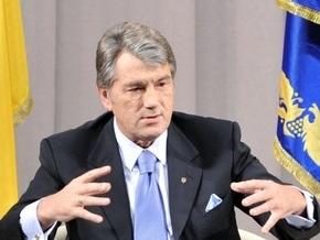 Ющенко считает реальной угрозу территориальной целостности Украины