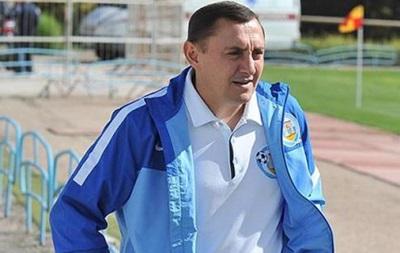 Главный тренер Севастополя:  Автобус  от нас в матче с Шахтером никто не увидит