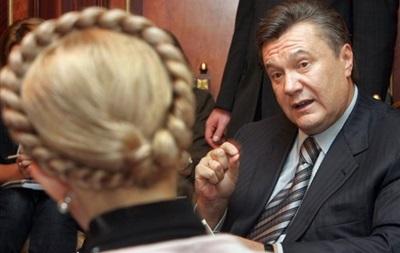 Вы останетесь один на один с Россией: Тимошенко написала письмо Януковичу